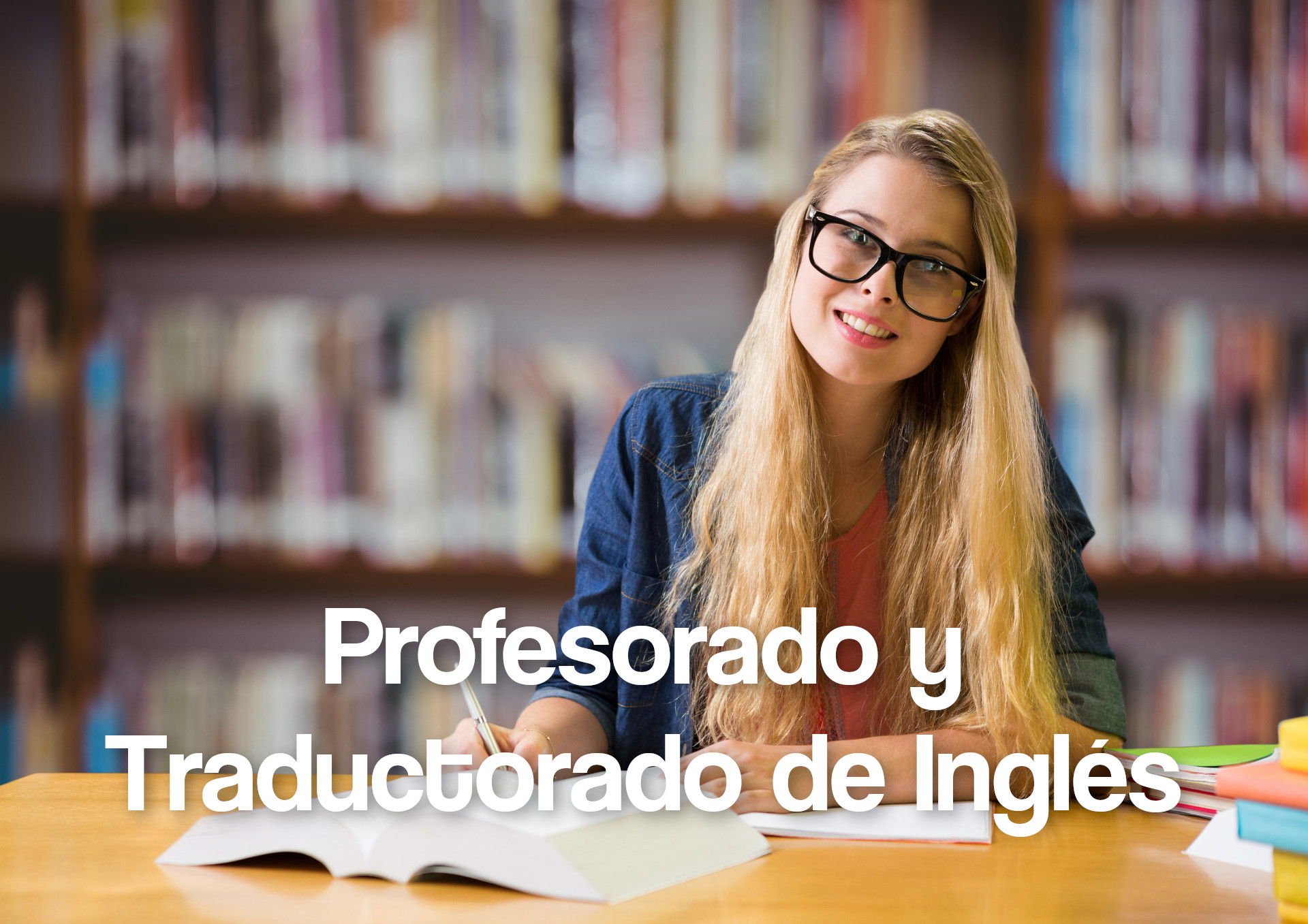 Profesorado y Traductorado de Inglés